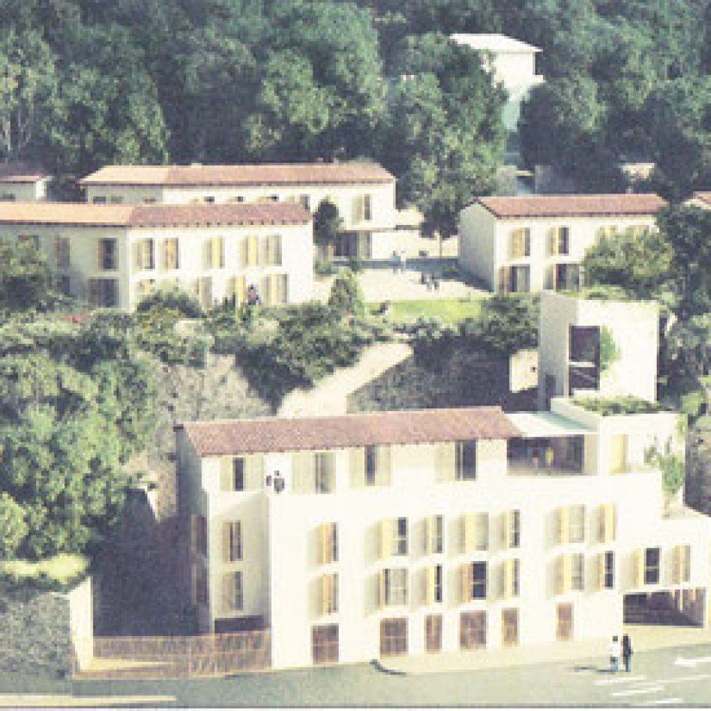 Habitat et Humanisme 83 : Eco-hameau solidaire St François