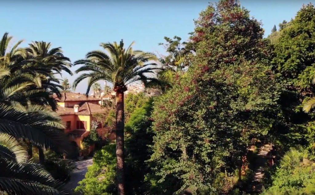 La Fondation CAPCAaccompagne leMuséum national d'Histoire naturellepour la rénovation de la façade de la villa «Val Rahmeh»