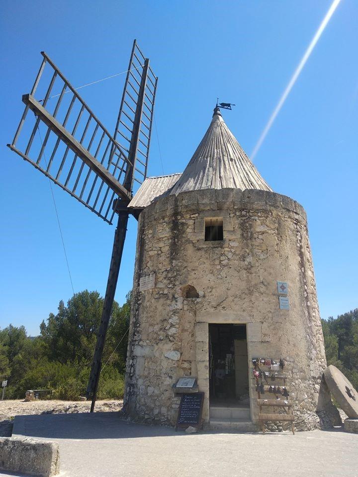 Une bande dessinée pour le Moulin de l'Adrech