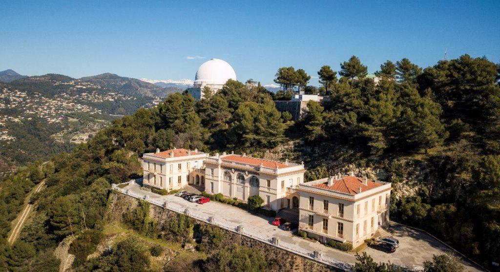 Du nouveau du côté de l'Observatoire de Nice