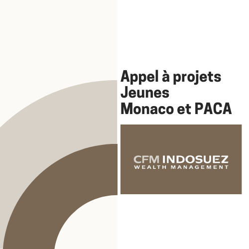 Appel à Projets Jeunes par CFM Indosuez
